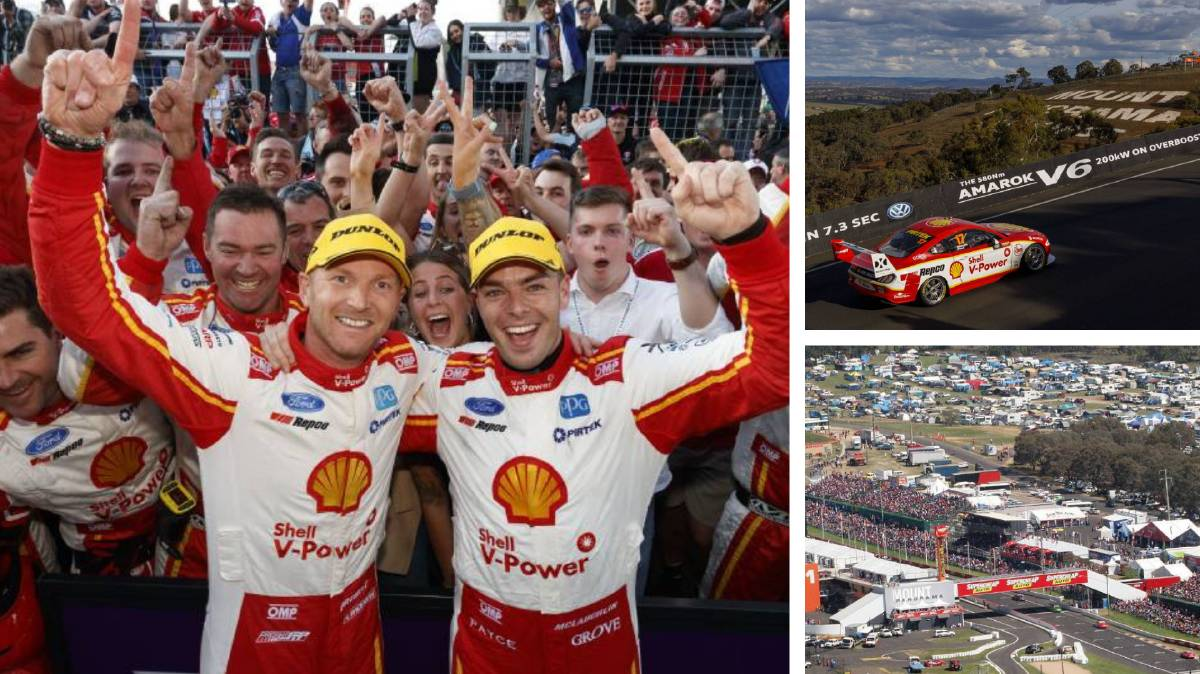 Scott McLaughlin and Alex Premat were the 2019 Bathurst 1000 winners. The Great Race will look very different this year.